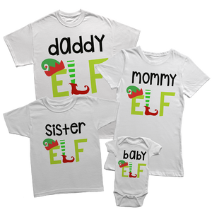 ELF FAMILY T SHIRT ETSF002 - Georgie & Moon