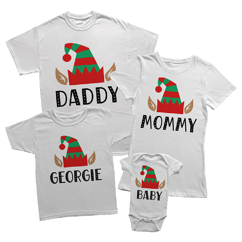 ELF FAMILY T SHIRT ETSF006 - Georgie & Moon
