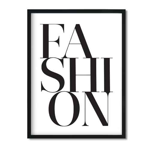 Fashion, Fashion Print, Fashion print, Fashion poster, Fashion wall art, Fashion Decor, Black and white, Fashion Print