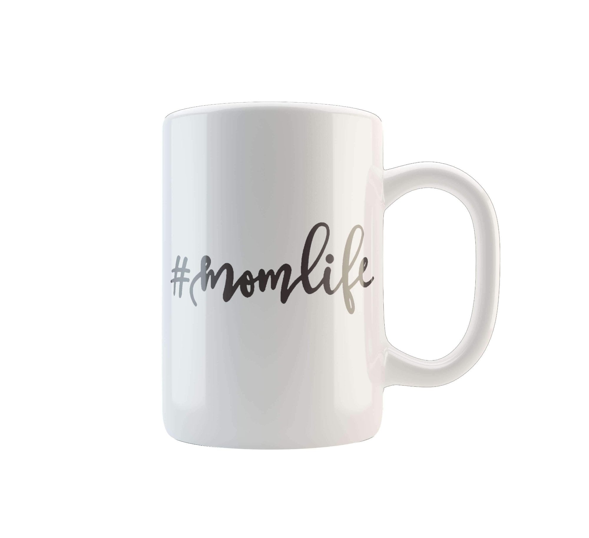 MUG | # Mom Life - Georgie & Moon