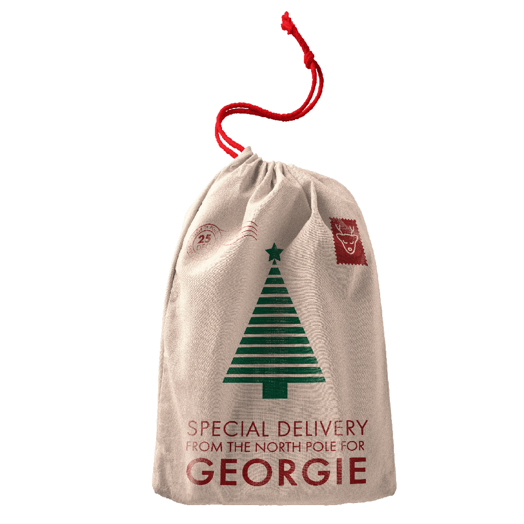 SANTA BAG SB201701 - Georgie & Moon