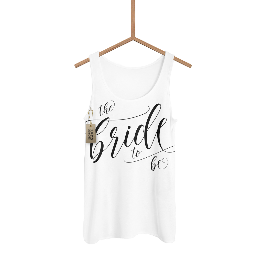 TANK TOP BRIDE BT006 - Georgie & Moon