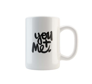 MUG VALENTINE YOU + ME - Georgie & Moon