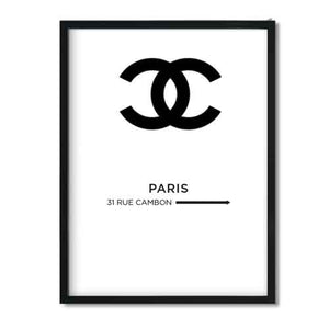FASHION POSTER | CHANEL