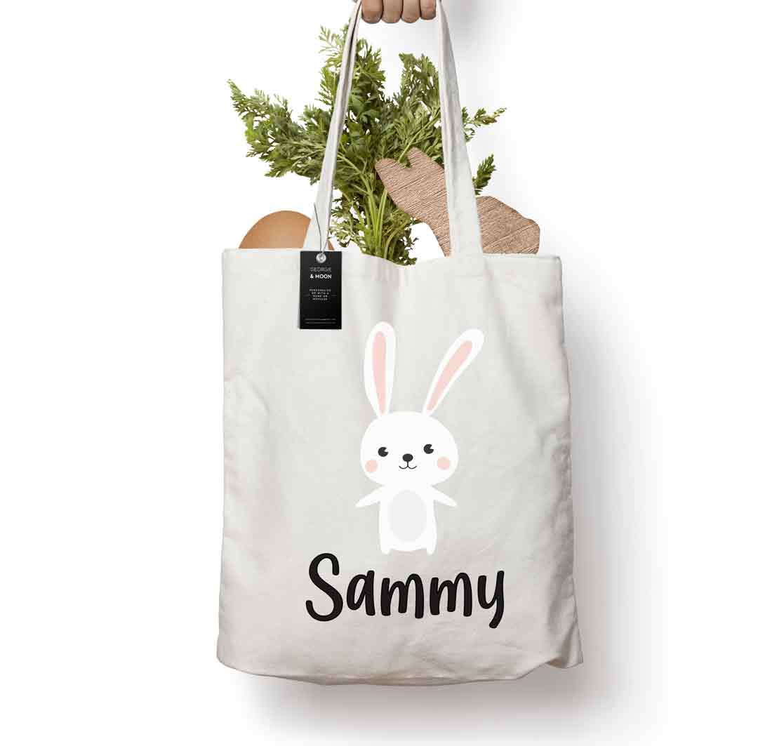 EASTER TOTE BAG - Georgie & Moon