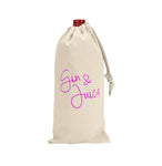 GIN & JUICE WINE BAG - Georgie & Moon