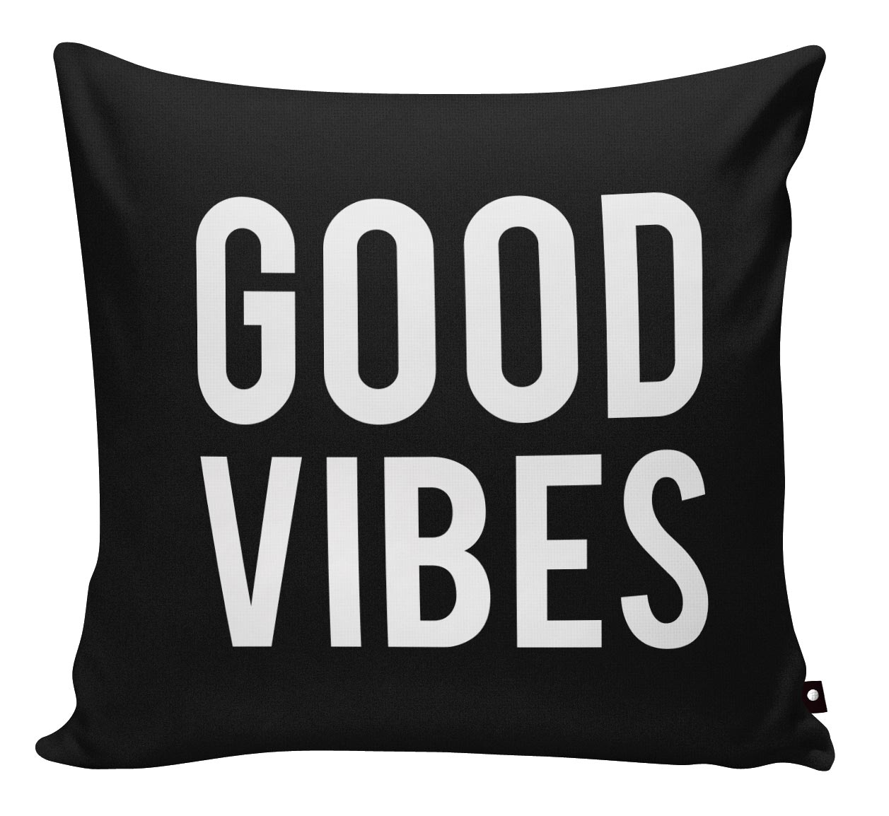 SCATTER PILLOW GOOD VIBES - Georgie & Moon