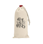 MR & MRS WINE BAG - Georgie & Moon