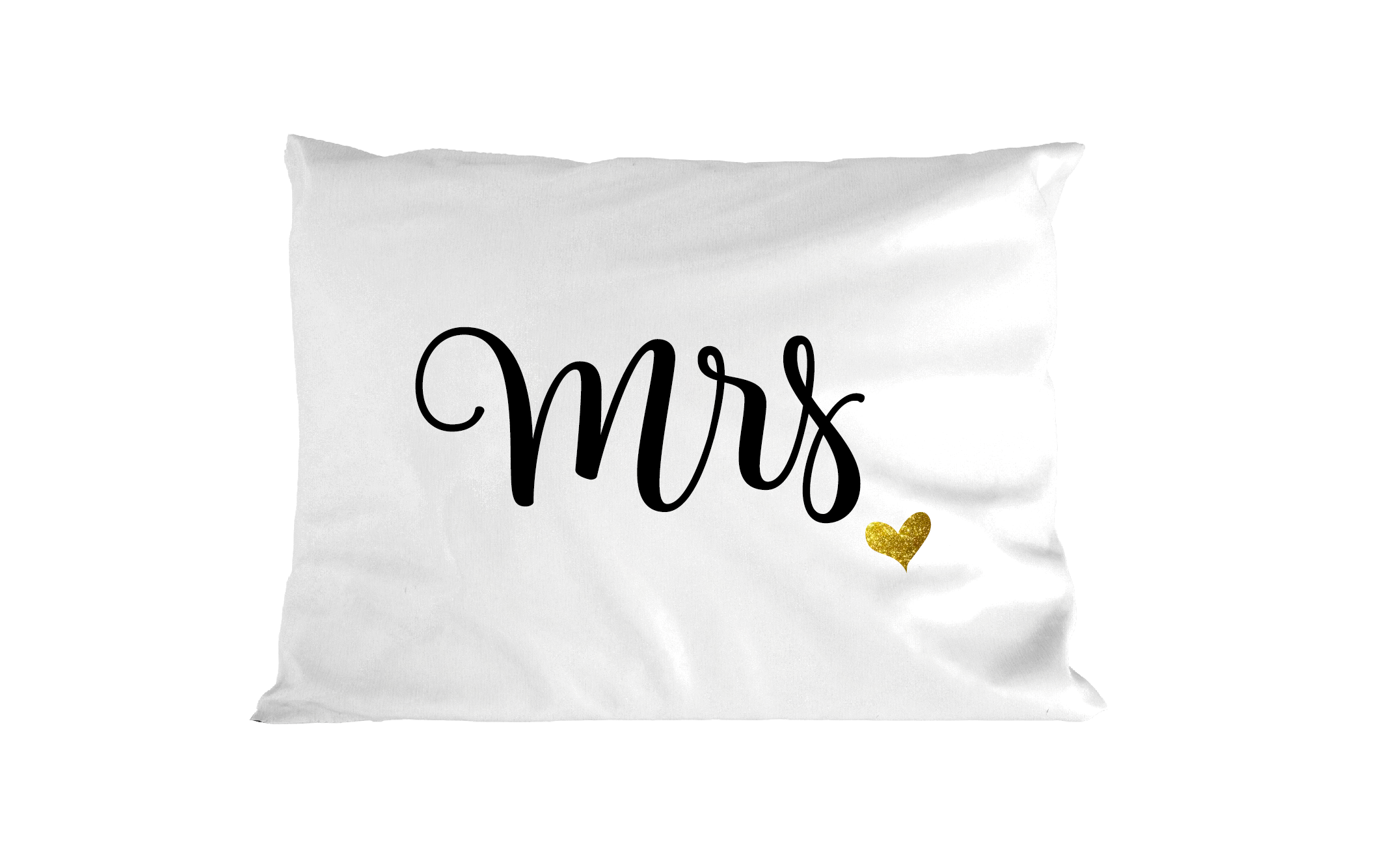 PILLOW CASE MRS 001 - Georgie & Moon