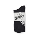 PERSONALISED MENS SOCKS | SOUL MATES - Georgie & Moon