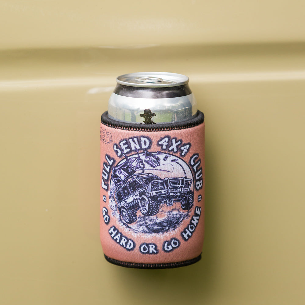 Stubby Holder - Full Send 4x4 Club