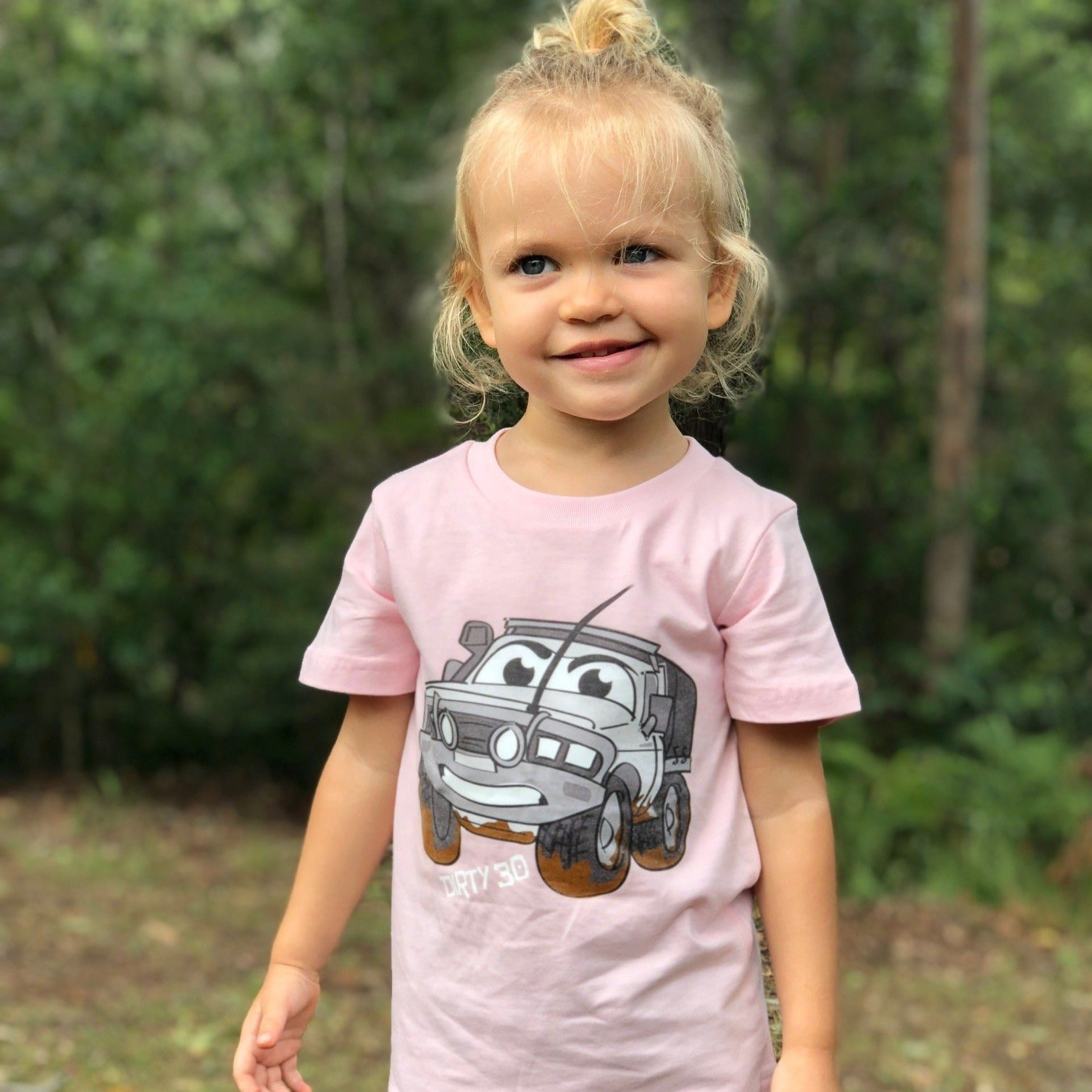 Kid's Fourbie Tee