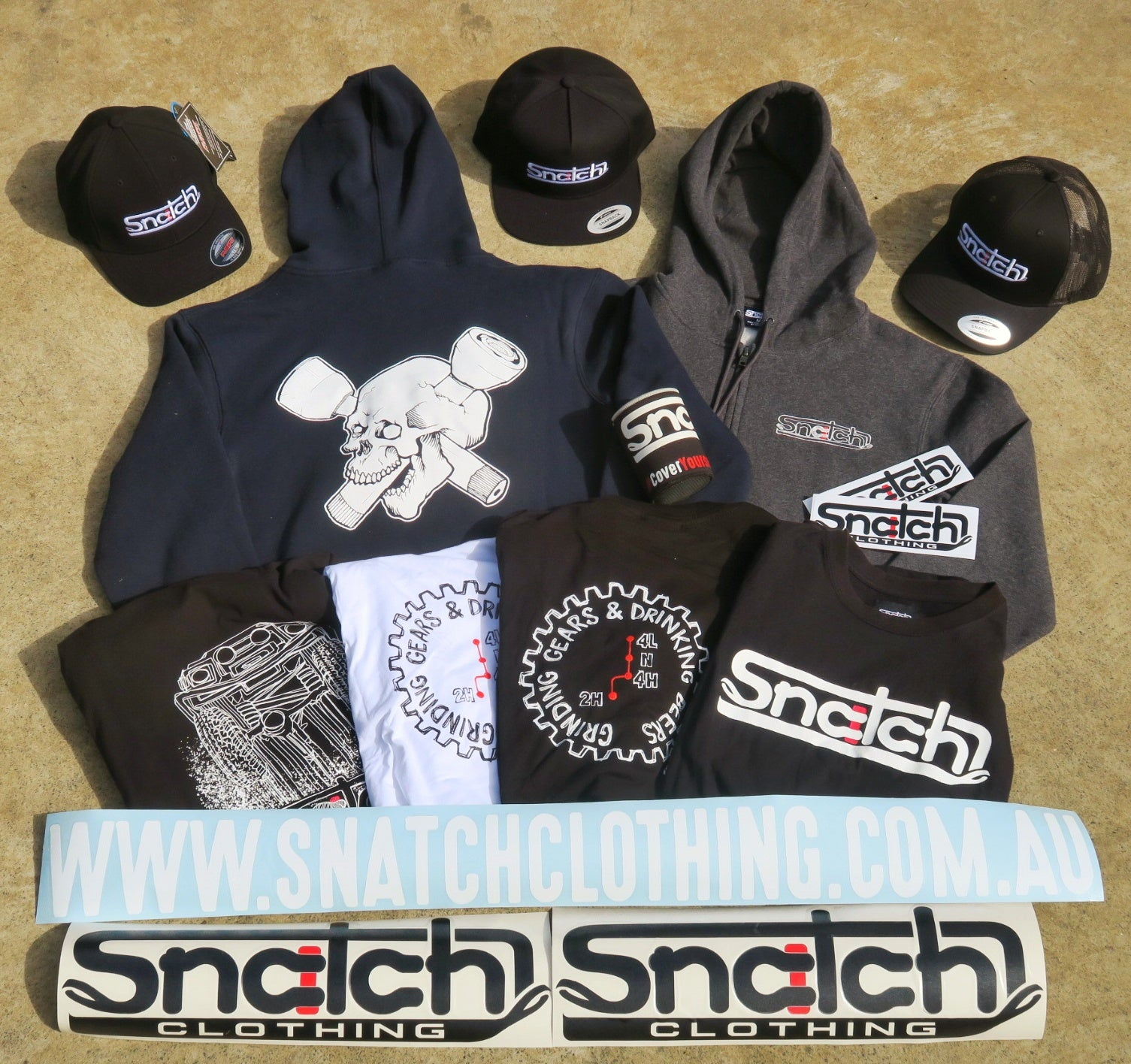 Ultimate Snatch Pack - New