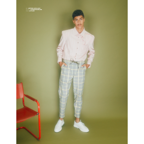 Derbies Optic LE FLOW Paris for MMScene