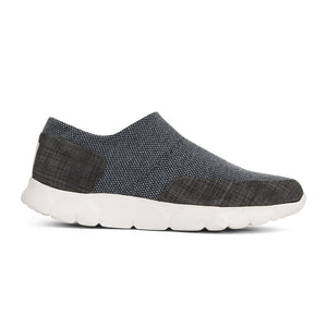 Slip-On Designer Sneakers Grey⎜LE FLOW Paris