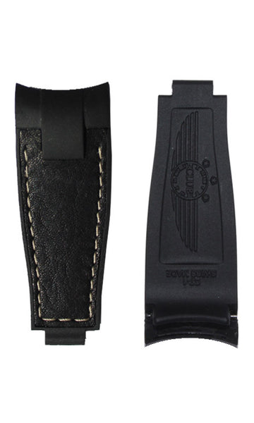 ClubStrap BiMaterial Black on Black