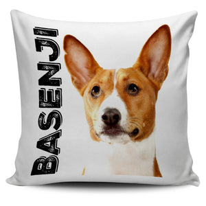 Basenji Dog Cushion Cover -  | Ziloda