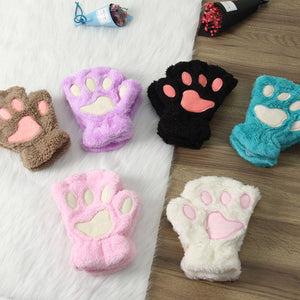 Handmade Bear Cat Paw Claw Gloves -  | Ziloda