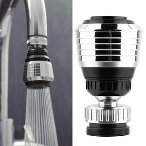360 Rotate Swivel Nozzle Filter Water Saving Tap Aerator - Water Aerator | Ziloda