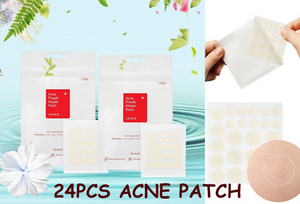 Beauty Acne Patch Set (24 Pcs) -  | Ziloda