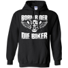 Image of Biker Tshirt - Born Rider - Apparel | Ziloda