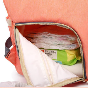 Diaper-n-go™ - The Ultimate Combo Mommy Bag -  | Ziloda