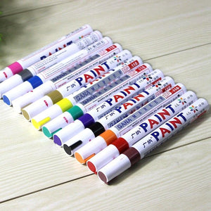 CAR TIRE PAINT PEN -  | Ziloda