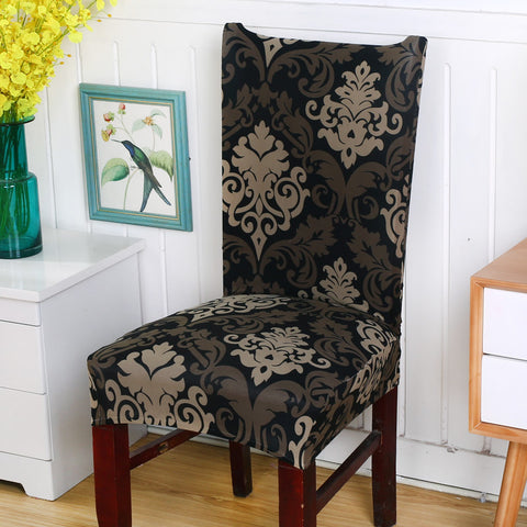 Fashionable Printed Polyester Fiber Chairs Case Covers - Chair Cover | Ziloda