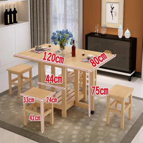 Folding Dining Table - Dining Tables | Ziloda