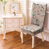 Image of Elastic Floral Printing Anti-dirty Chair Cover Case -  | Ziloda