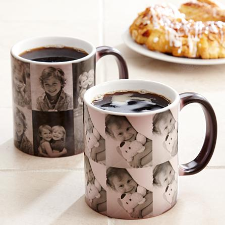 Ziloda™️ Personalized Photos Family 11oz. Heat Reactive Mug -  | Ziloda