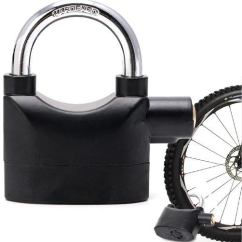 Waterproof Alarm Padlock