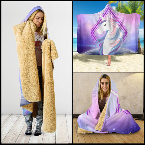 DUY-0008 Hooded Blanket - Hooded Blanket | Ziloda