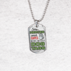 "Image of Ziloda™️ Luxury ""My Heroes"" Dog tag [Father's Day Promo]"
