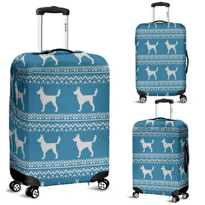 Dog Lovers Luggage Cover -  | Ziloda