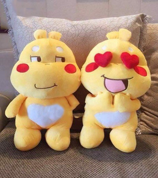 Cute Emoji Stuffed Toys