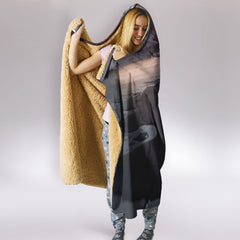 DUY-0010 Hooded Blanket