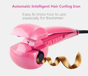 Automatic Steam Hair Curler -  | Ziloda