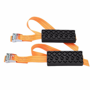 2PCS Anti Skid Tire Block Chains -  | Ziloda