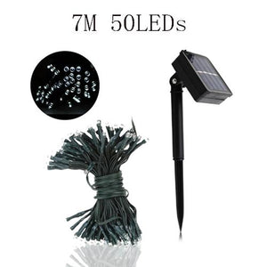 7M/12M/22M Solar Powered String Lights -  | Ziloda
