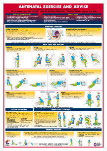 Antenatal Exercise and Advice Chart