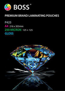 Laminating Pouches A4 Size - 100 Pack