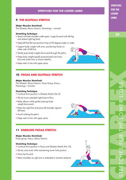 Keep Fit and Flexible Manual - Chartex Ltd
