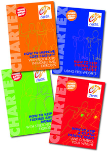 Fitness Matters Manuals - Set of 4