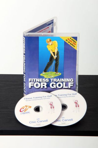 Fitness Training For Golf - Double DVD