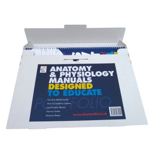 Anatomy and Physiology Education Manuals - Set of 4