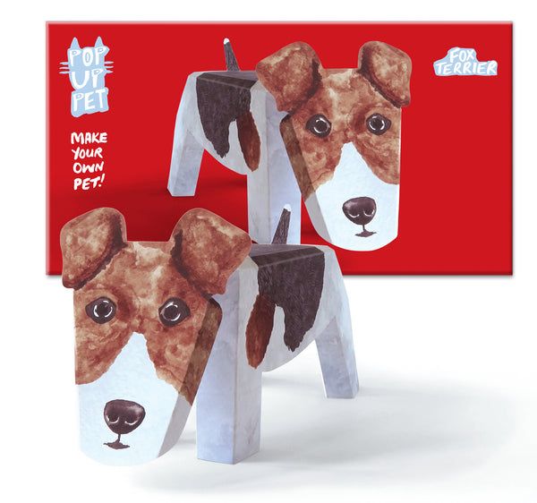 Pop Up Fox Terrier