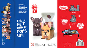 Pop Up Pet Frenchie Puppies cover