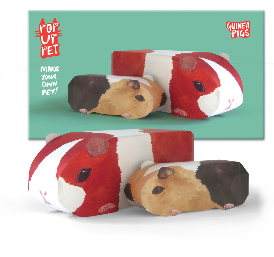 Pop Up Pet Guinea Pigs