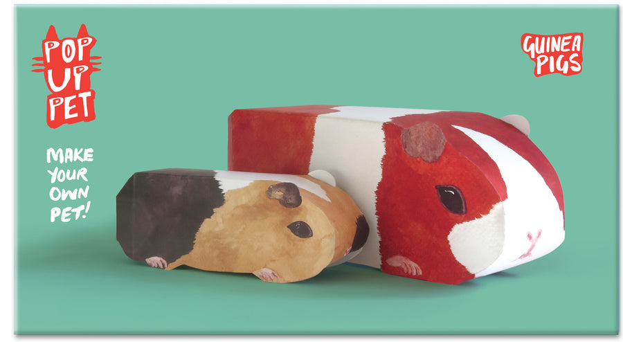Pop Up Pet Guinea Pigs cover